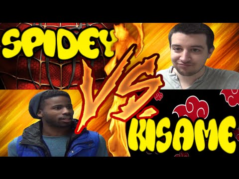 *LIVE* Spidey Vs Kisame End Of The Format Battle! (Six Path Of Pain Vs Spidey Spotlight) #2