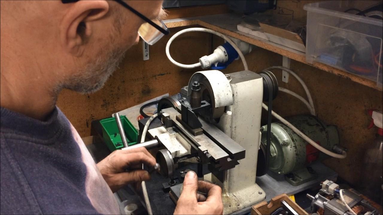 biax scraper repair/rebuild   The Hobby-Machinist