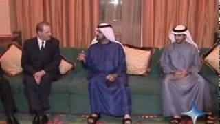 أحمد بن محمد يدشن موقع اللجنة الاولمبية الوطنية