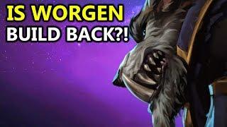 ♥ Greymane Worgen Build! - Heroes of the Storm (HotS Gameplay)