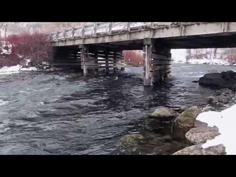 Fly Fishing: Winter On The Provo