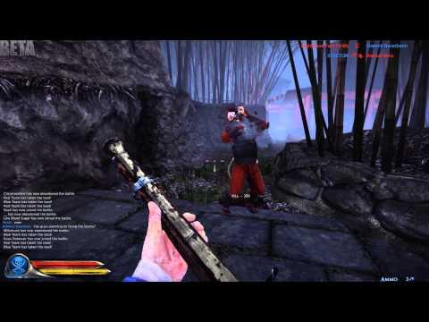 Chivalry Deadliest Warrior Beta - Look I'm a pirate! |