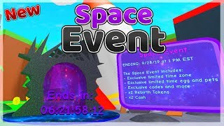 GRINDING THE SPACE EVENT (FR) Magnet Simulator - Roblox LiveStream (Grinding The New Space Area)