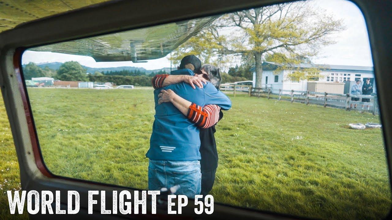 EMOTIONAL MOMENT - World Flight Episode 59