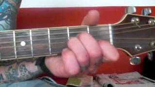 Everlast - White Thrash Beautiful (lesson)  \m/