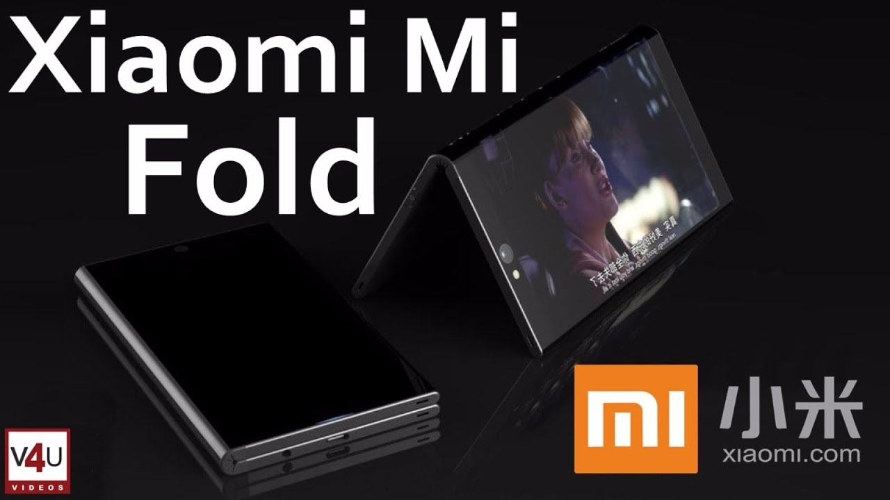 Image result for xiaomi foldable phone