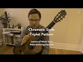 Lesson: Chromatic Triplet Pattern