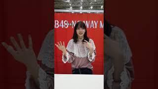 """AKB48 #고토모에 #後藤萌咲 AKB48 Team A """"모에큥"""" 고토 모에 20190120 마쿠하리멧세 4부 1s 영상회."""