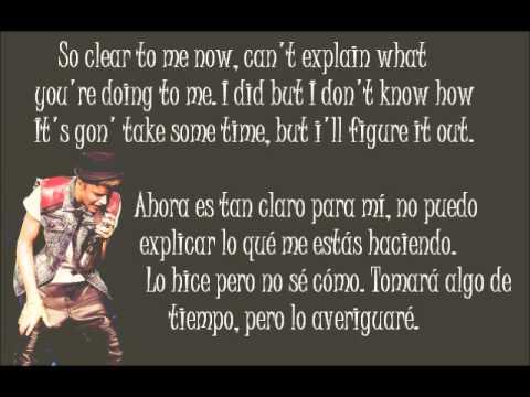 Justin Bieber -Thought of you {Inglés-Español}