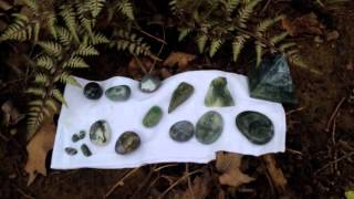The Healing Properties of Moss Agate - A Stone of the Plant Kingdom (April 15, 2012)