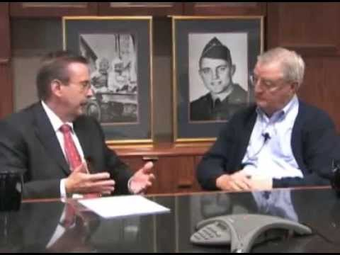 Walter Mondale former Vice President of the U.S on Our Story