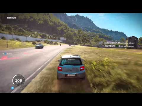 Just Cause 3 gasolinera