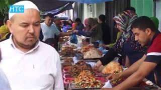 Ош местные власти намерены закрыть рынок ифтар  24.05.18  НТС