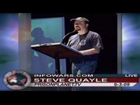 Alex Jones Steve Quayle Part 1 of 8 3-9-09 9-3-09 3 September 2009