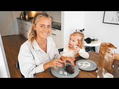 FAMILY TIME IN STOCKHOLM + bronze make up tutorial!