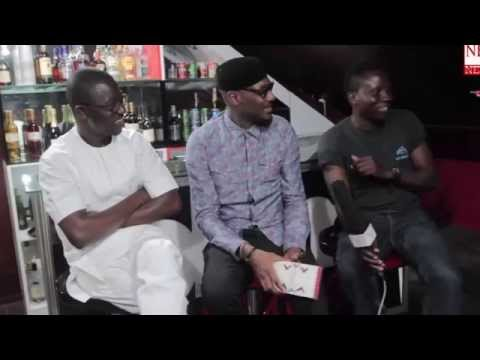 Watch 2face idibia as he recounts making his first 10,000 Naira