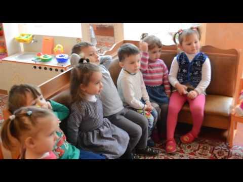 Интересное занятие по валеологии и развитию речи Кукла - грязнуля, ясельная группа