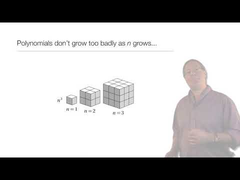 Computation in Complex Systems: Easy & Hard : Polynomials vs  Exponentials thumbnail