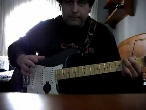 Guitar Lesson :: Finger Eleven - One Thing