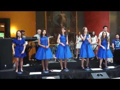 Singing Beauties EU Embassy Tour @Italia Embassy