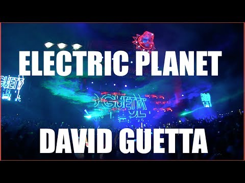 Electric Planet Music Festival | David Guetta