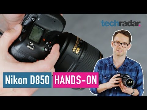 Download Youtube: Nikon D850 hands-on review