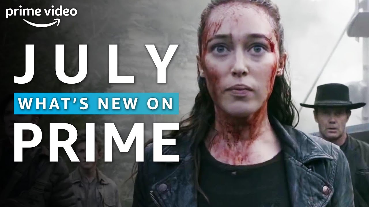 Download What's New On Prime | July 2020 | Prime Video