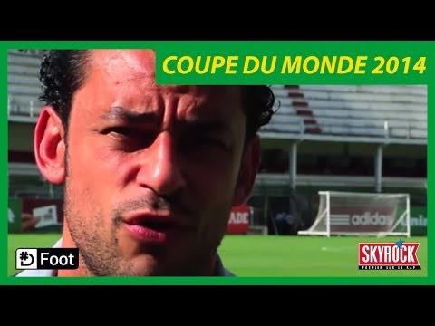 Rencontre avec Frederico Chaves Guedes - Coupe du Monde 2014