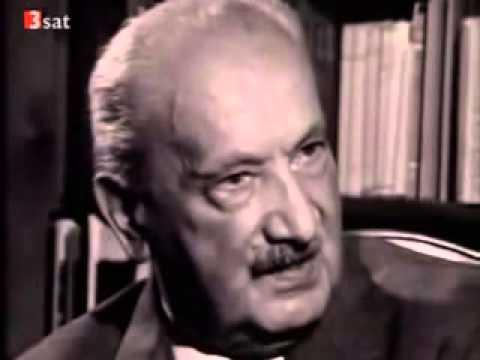 """""""Wissenschaft denkt nicht"""". Heidegger über das Schicksal des Denkens"""