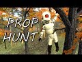 IN THE TREES! (Garry's Mod Prop Hunt)