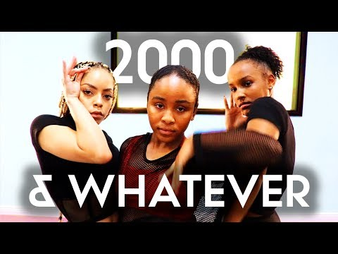 2000 & Whatever - Electric Fields | Brian Friedman Choreography | Industry Dance Academy