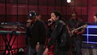 Nas & Damian Marley - As We Enter (Live)