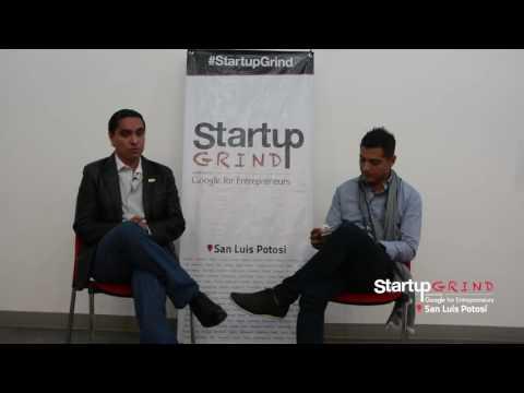 Startup Grind San Luis Potosí Octubre 2016