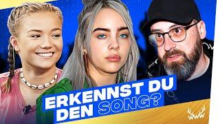 Erkennst DU den Song? (mit Julia Beautx)