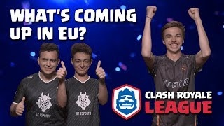 CRL Europe: Preview of this week's matches!