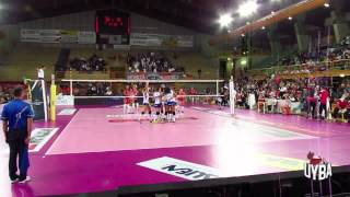 22/10/14 Highlights Unendo Yamamay Busto Arsizio vs Foppapedretti Bergamo