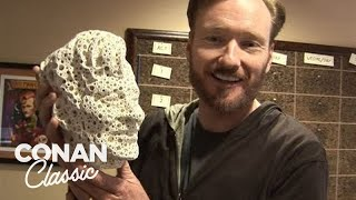 "What Conan's Been Up To During The Writer's Strike - ""Late Night With Conan O'Brien"""