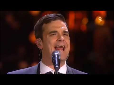 Robbie Williams - Medley [Live Brit Awards 2010]