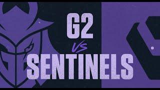[ES] G2 VS SENTÏNELS - VALORANT MASTER BERLIN - GROUP STAGE