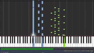 Philip Glass - Metamorphosis 2 (Tutorial + MIDI)
