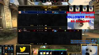 1 smite joust masters pdg bennna playing isis league joust