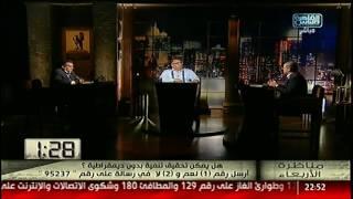 محمد أبو حامد: النظام الحالى لا يقف ضد الديمقراطية
