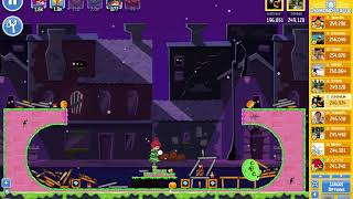 Angry Birds Friends/ HALLOWEEN MANIA tournament, week 285/2, level 3