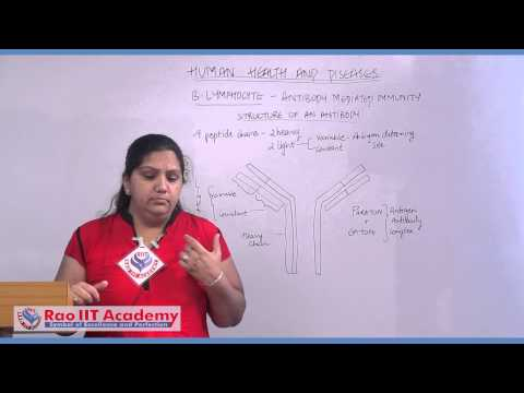 Immunity & Diseases Part 1 - NEET AIPMT AIIMS Zoology Video Lecture
