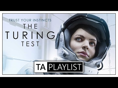 TA Playlist Podcast: Episode 8 - The Turing Test, November 2017