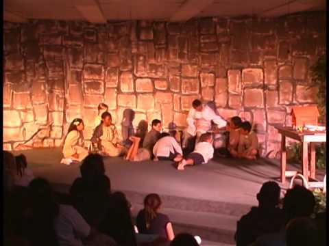 Let Us Pray - Santa Clara Christian School Spring Program - 3rd Night 2004 - Part 1