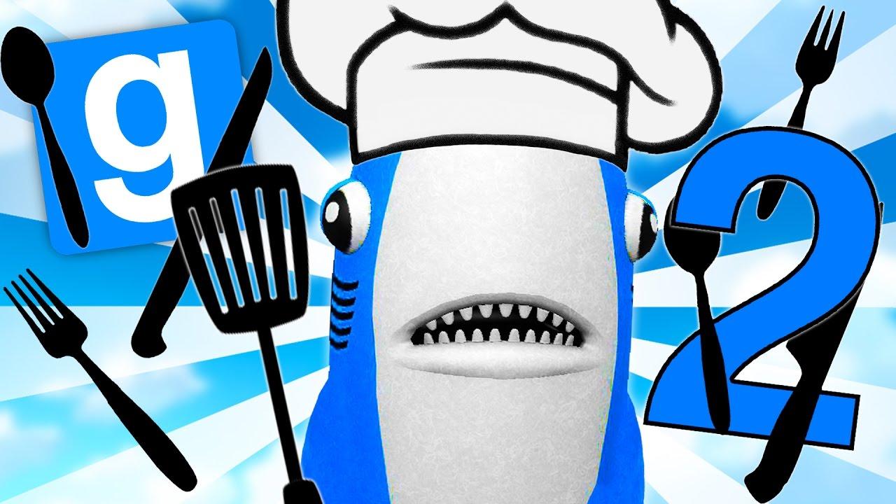 Cache Cache Cuisine Xxl Gmod 2 Youtube