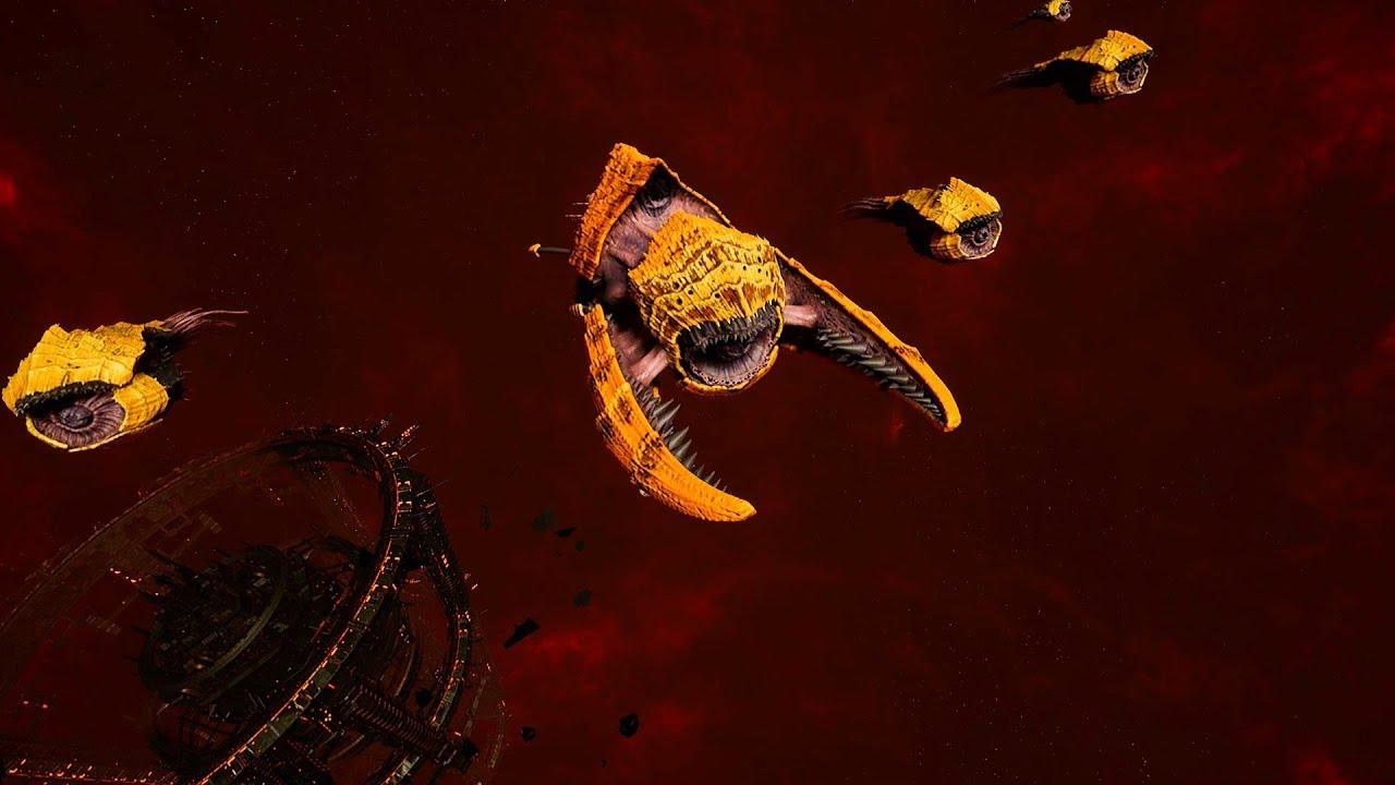 battlefleet gothic tyranids rules