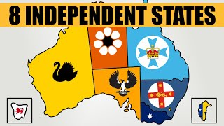 What If Each Australian State Became Independent?