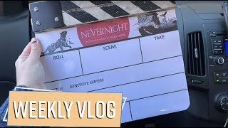 Nevernight Behind-The-Scenes Vlog #1